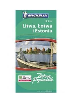 Zielony przewodnik - Litwa, Łotwa i Estonia