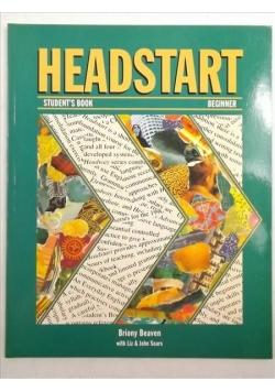 Headstart Student's Book Beginner