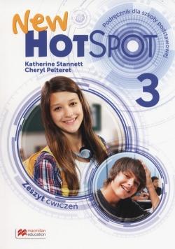New Hot Spot 3 Zeszyt ćwiczeń