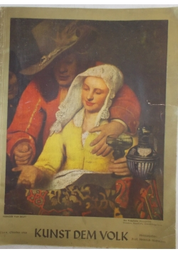 Kunst dem Volk, 1940 r