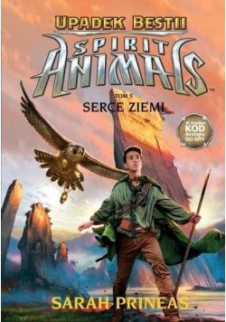 Spirit animals. Upadek Bestii T.5 Serce Ziemi, Nowa