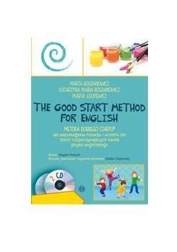 The good start method for english 2 CD(kpl)