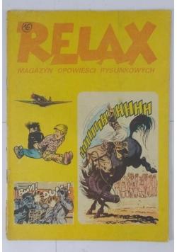 Relax. Magazyn opowieści rysunkowych 8/78/(21)