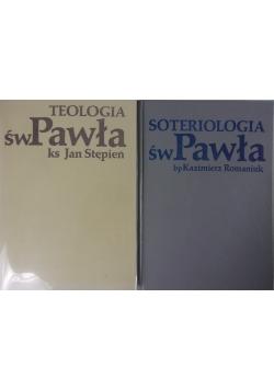 Soteriologia św. Pawła, zestaw 2 książek