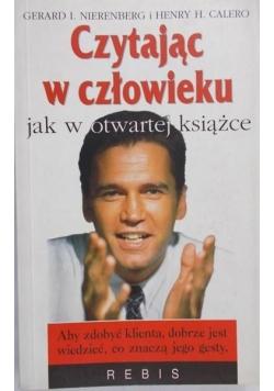 Czytając w człowieku jak w otwartej książce