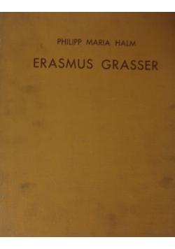 Erasmus Grasser,1928r.