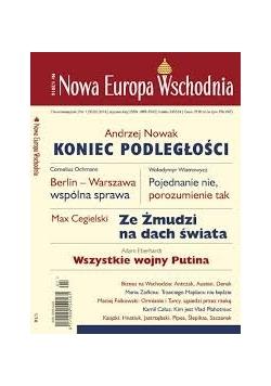 Nowa Europa Wschodnia. Koniec Podległości