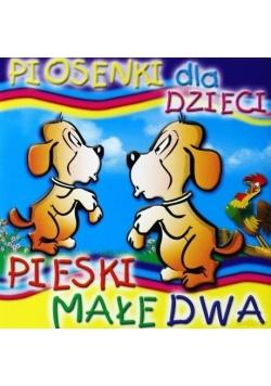 Piosenki dla dzieci - Pieski małe dwa (CD)