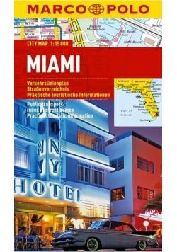 Plan Miasta Marco Polo. Miami
