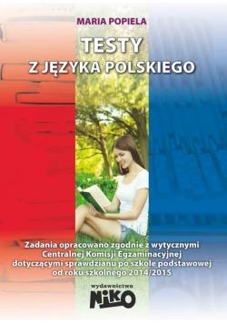 Testy z języka polskiego.Sprawdzian szóstoklasisty