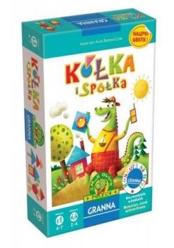 Gry i zabawy Smoka Obiboka - Kółka i Spółka GRANNA