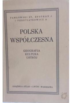 Polska współczesna 1936 r