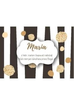 Magnes Imiona - Maria