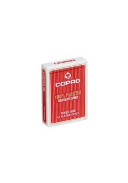 Karty do gry COPAG czerwone CARTAMUNDI