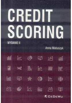 Credit Scoring w.II