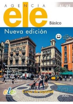 Agencia ELE Basico A1+A2 Podręcznik nueva edicion
