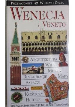 Wenecja i Veneto. Przewodniki Wiedzy i Życia