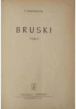 Bruski, Tom II, 1950 r.