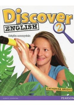Discover English 2 Książka nauczyciela