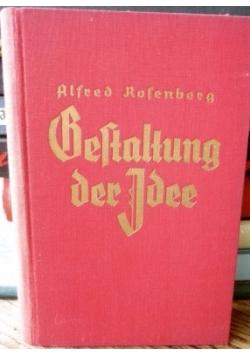 Gestaltung der Idee, 1939r.
