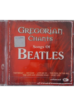 Songs Of Beatles, płyta CD