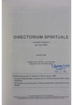 Directorium spirituale