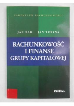 Rachunkowość i finanse grupy kapitałowej