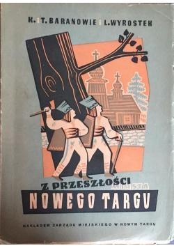 Z przeszłości miasta Nowego Targu, 1948 r.