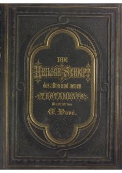 Die Heilige Schrift desalten und neuen Testaments,  1941r.
