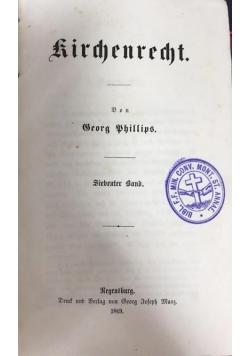 Kirchenrecht, 1869 r.