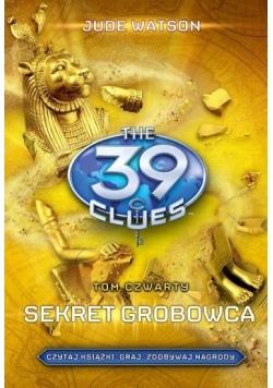 39 wskazówek T.4 Sekret grobowca