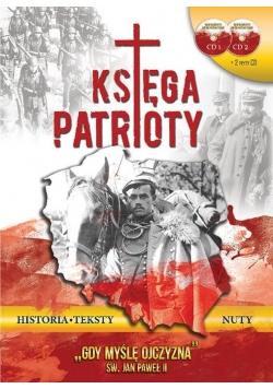 Księga Patrioty + 2CD