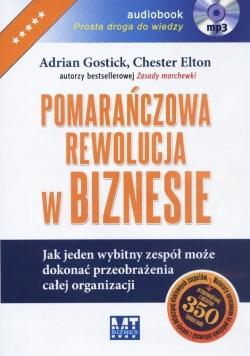 Pomarańczowa rewolucja w biznesie Audiobook