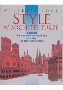 Style w architekturze