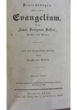 Evangelium , 1837r.