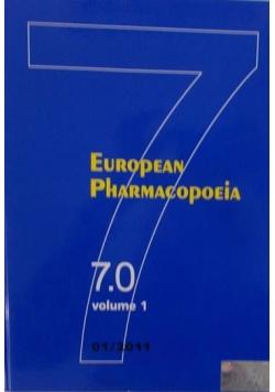 European Pharmacopoeia 7.0 volume 1