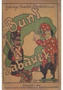 Bunt zabawek- 1942r.