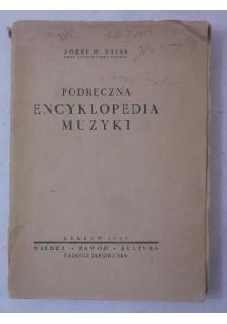 Podręczna encyklopedia muzyki, 1949 r.