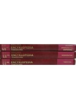 Popularna encyklopedia powszechna tom I-III
