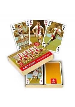 PZPN Złota kadra talia 2x55 kart