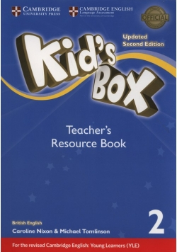 Kid's Box 2 Teacher's Resource Book