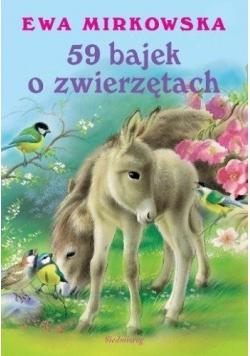 59 bajek o zwierzętach w.2012 SIEDMIORÓG