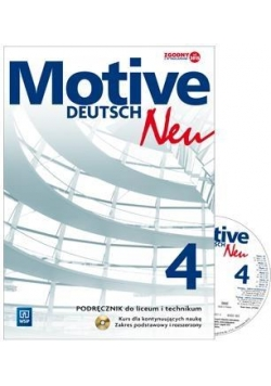 Motive - Deutsch Neu 4 Podr. ZPiR WSiP