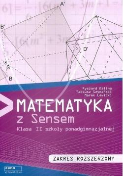 Matematyka LO 2 podr. ZR SENS