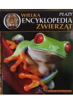 Wielka encyklopedia  zwierząt -płazy bezogonowe