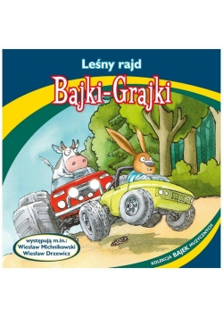 Bajki - Grajki. Leśny rajd CD