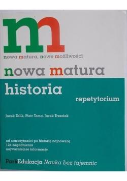 Nowa matura. Historia. Repetytorium