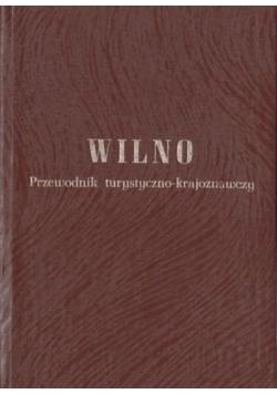 Wilno Przewodnik turystyczno-krajoznawczy, 1937 r.