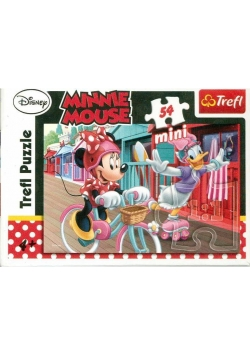 Puzzle 54 mini Minnie i Daisy 4 TREFL