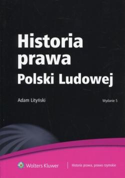 Historia prawa Polski Ludowej